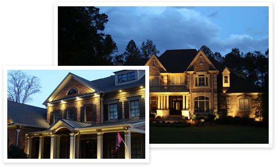 Atlanta Landscape Lighting Nightvision Outdoor