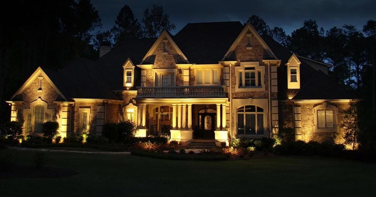 Residential Outdoor Lighting Specialists Nightvision